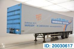 semi remorque Renders Box semi-trailer