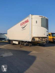 Krone semi-trailer used mono temperature refrigerated