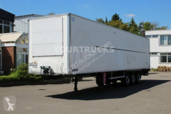 Samro Iso Koffer 2,6 Hoch/ Ladebordwand semi-trailer used box