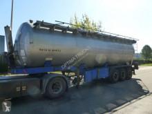 Semirremolque cisterna Kässbohrer SZE48-38 LAMMES/BLATT/SPRING