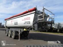 semi remorque Schmitz Cargobull Kipper Stahlrundmulde 25m³