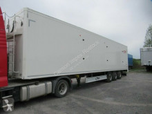 Fliegl moving floor semi-trailer ca.92 cbm Schubboden, Lift, SAF Scheibe, Top!!