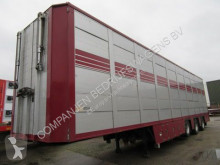 Berdex OS 12.27 semi-trailer used cattle