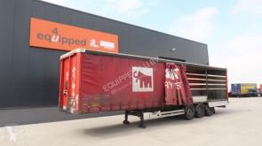 trailer Van Hool nieuwe zeilen (kleur naar keuze), gegalvaniseerd, zijborden, hardhouten vloer, SAF INTRADISC, NL-trailer, APK: 15/01/2021