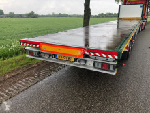 Berger LTMNP mega ecotrail 4630 kg emty-weight !!! NEW condition semi-trailer used flatbed