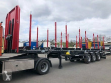 semi remorque Schwarzmüller Houten trailer 3 Achs / Leasing