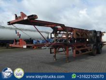 Semirimorchio portacontainers Fruehauf 40 FT BPW full steel