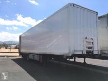 Semitrailer Krone Dry Liner Steel transportbil begagnad