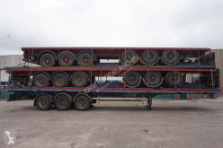 semirimorchio nc Stack of 5 trailers Flatbed / / 13.6M