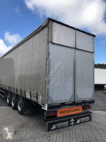 Invepe tautliner semi-trailer