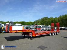 naczepa do transportu sprzętów ciężkich Komodo
