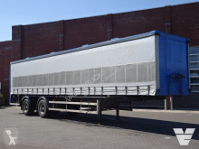 semirimorchio Lambrecht Poultry transport - Dholandia loadlift 3.000 KG - 2x Steering axle