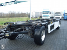 Remorca nc 18 transport containere second-hand