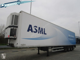 3142PL4 semi-trailer used mono temperature refrigerated