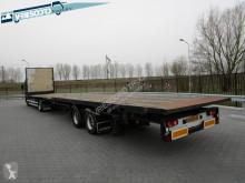 Fruehauf flatbed semi-trailer A2-218A