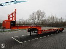MOL heavy equipment transport semi-trailer Dieplader