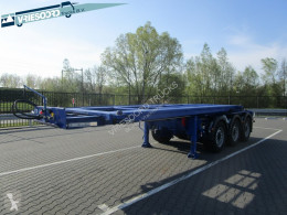 Container semi-trailer Steillader-Tilting