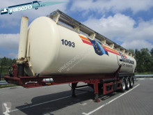Semirimorchio cisterna Van Hool 3G0017 63.000 liter