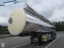 Magyar SRP 3 MEB semi-trailer used tanker