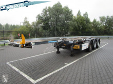 D-TEC container semi-trailer Flexitrailer