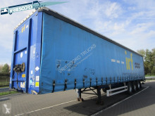 Pacton T3-001 semi-trailer used tautliner