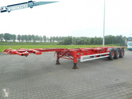 Semitrailer containertransport Renders ROC 12.27 CCE