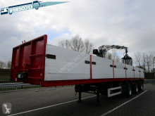 Pacton T3-003 semi-trailer used flatbed