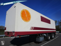 Floor FL0-12-202 semi-trailer used box