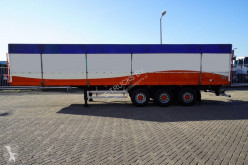 Semi Pacton VAN DER PEET BAND LOSSER POTATO / KARTOFFEL TRANSPORT