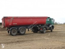 Schmitz Gotha construction dump semi-trailer
