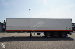 Floor VAN DER PEET BAND LOSSER POTATO / KARTOFFEL TRANSPORT used other semi-trailers