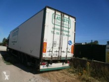 Used double deck box semi-trailer Fruehauf DOUBLE ÉTAGE