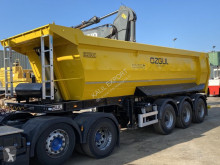 semi remorque Ozgul OZ24 Dump Kipper Trailer Like New