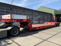 Nooteboom heavy equipment transport semi-trailer OSDBAZ-45VV | Extendable 510cm | Removable neck