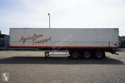 Floor VAN DER PEET BAND LOSSER POTATO / KARTOFFEL TRANSPORT alta semiremorca second-hand