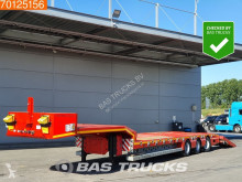 nc Lowbed + Rampen Liftaxle + Steeraxle SAF Chassis Height 98 cm
