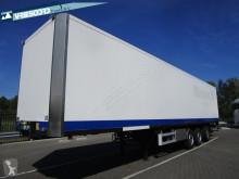Полуприцеп фургон Van Eck UT-3B1 Stuuras + Laadklep
