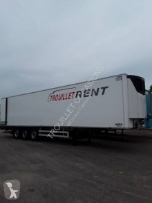 Trouillet multi temperature refrigerated semi-trailer
