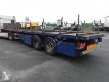naczepa platforma do transportu złomu używana