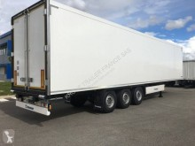 Krone multi temperature refrigerated semi-trailer Cool Liner