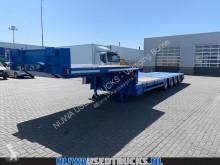 Semirimorchio Nooteboom MC0-50-04V Semi dieplader + Uitschuifbaar trasporto macchinari usato