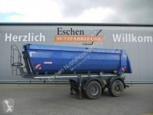 semirremolque Kempf SKM 31, 23m³, Hardox, Stahlmulde, BPW, Luft/Lift