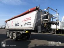 Schmitz Cargobull Kipper Alukastenmulde Thermomulde 25m³ semi-trailer