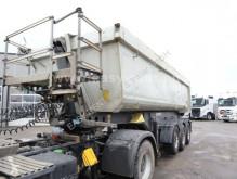semi remorque Schmitz Cargobull SKI24SL06-7.2 Stahl rund 24 m3