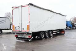 naczepa Kraker trailers CF-Z /92cbm/SAF+ Lift /10mm Boden / Zurrösen
