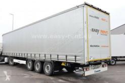 semi remorque Krone SDP 27/Liftachse/LaSi XL+Getränke/EDSCHA