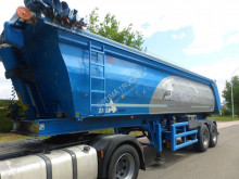 Stas SA236K semi-trailer used tipper