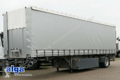 Sættevogn palletransport Ackermann PS 10/10.1 ZL, 1-Achser, gelenkt, LBW, Gardine