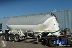 Yarı römork Spitzer SF2736/Eurovac/36.000 ltr./Gülleaufbau tank tozdan oluşan/toz halinde ürünler ikinci el araç