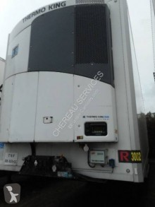 Kögel SA 24 semi-trailer used mono temperature refrigerated
